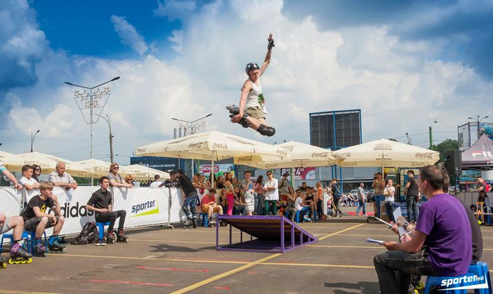 ролики в молдове, ride fest moldova