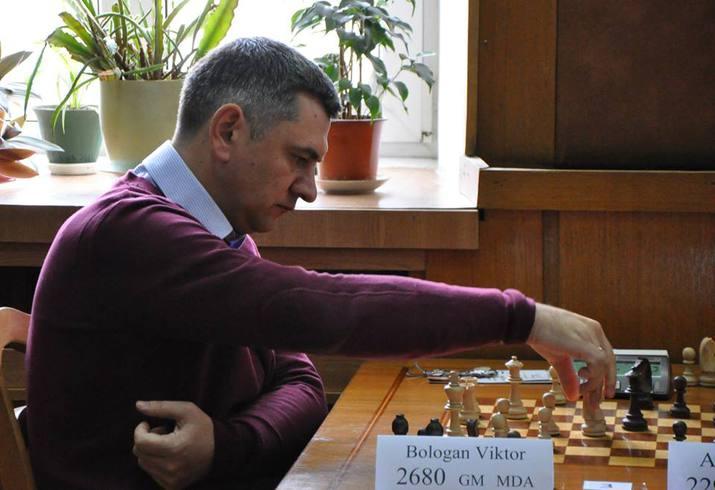 шахматный фестиваль, виорел бологан
