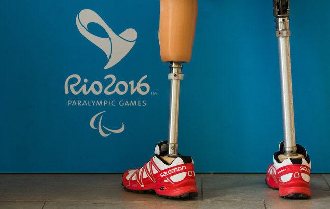 паралимпиада в рио, рио2016