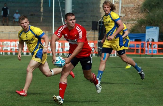 сборная молдовы по регби, чемпионата европы по регби7
