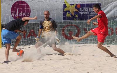 сборная молдовы, пляжный футбол