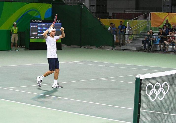 winstonsalem, лучший молдавский теннисист