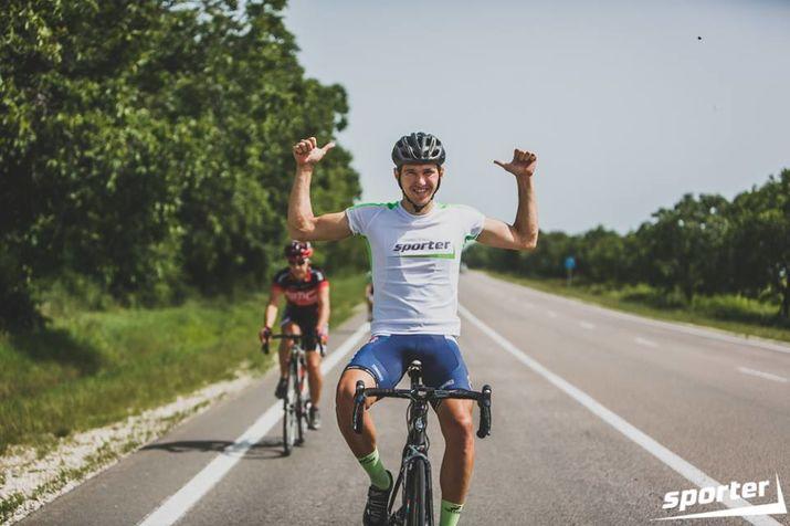 тренер по велоспорту, андрей врабий
