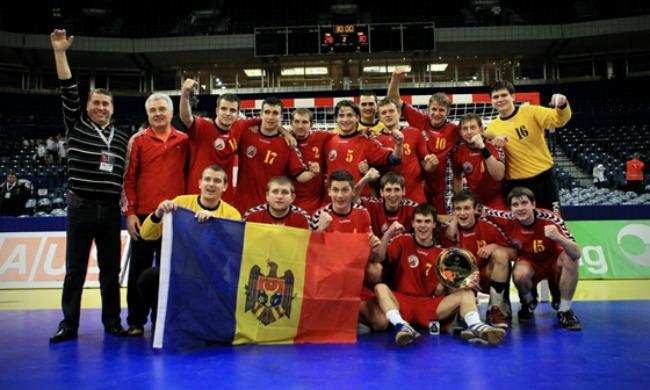 николай пятак, сборная молдовы
