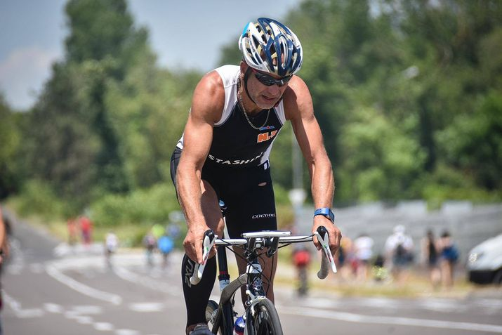 triathlon, sporter