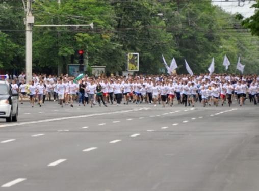 николай журавский, международный олимпийский день
