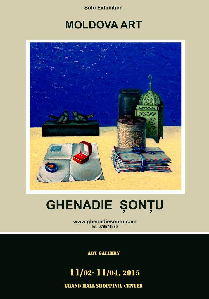 ghenadie sontu, moldova culture