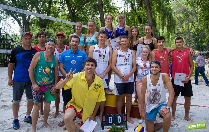 бич волей, пляжный волейбол