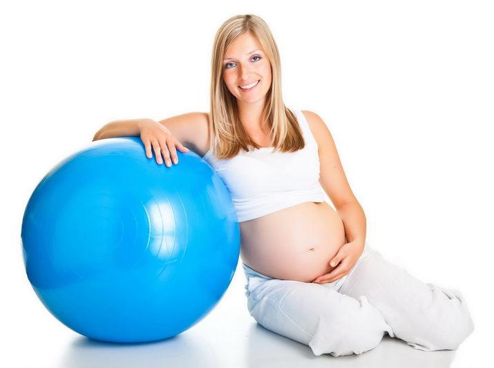 беременность, фитнес