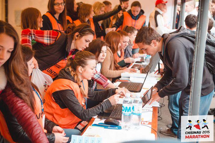 maraton chisinau, eveniment istoric