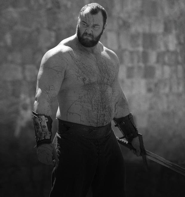 самый сильный человек в европе, хафтор юлиус бьёрнсон