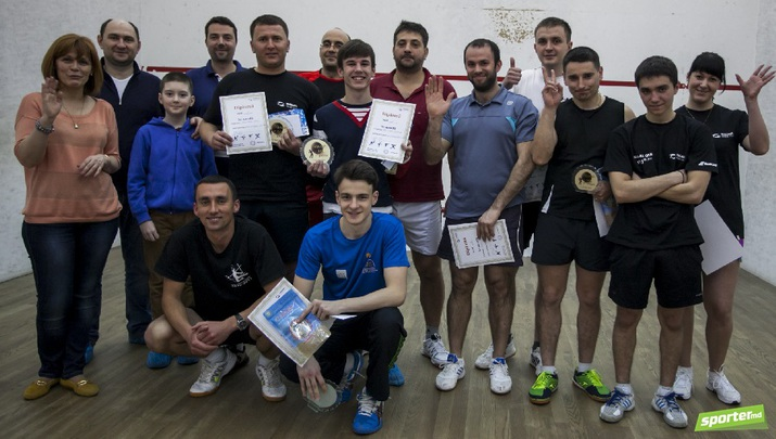 niagara squash open2014, niagara fitness
