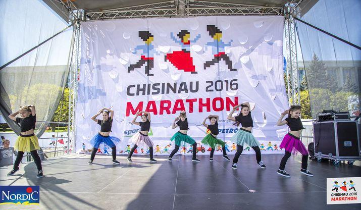 кишиневский марафон, детский марафон