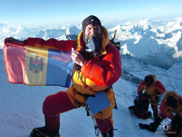 андрей карпенко, эверест