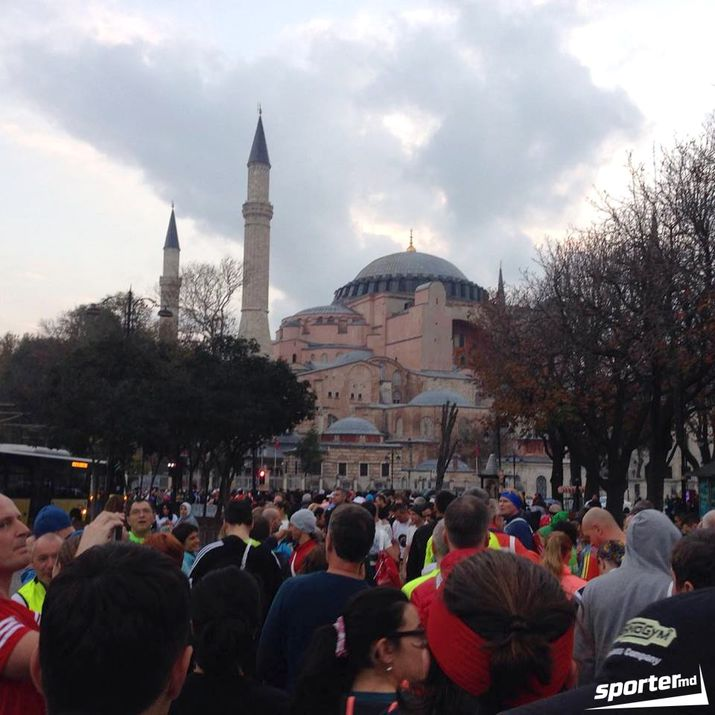 стамбульский марафон, chisinau marathon