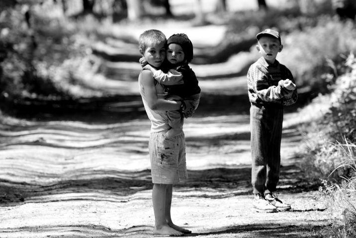 orfani, copii