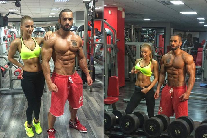 протеин, спортивное питание