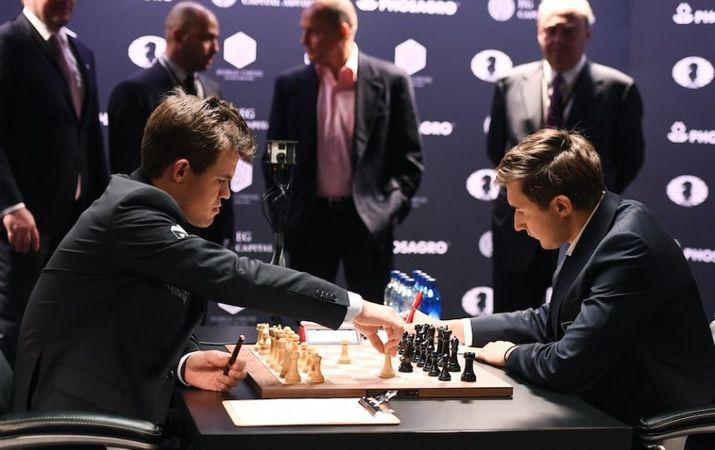 сергей карякин, чемпионат мира по шахматам