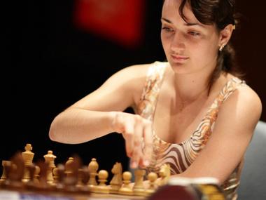 украинская шахматистка, екатерина лагно