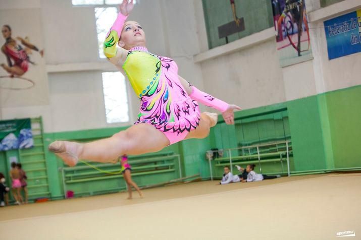 открытый чемпионат кишинева, художественная гимнастика