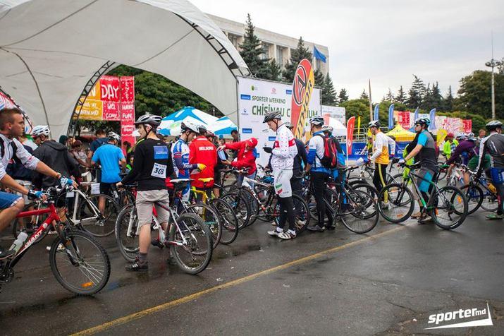 sporter weekend, велогонка