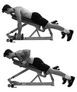 силовые упражнения, отжимания
