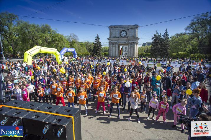 sportermd, детский марафон
