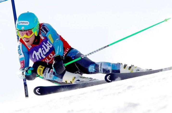 экстрим, лыжи