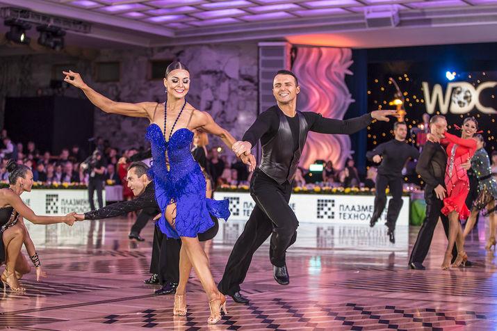 латиноамериканские танцы, молдавские танцоры