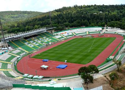 легкая атлетика, чемпионат балканских стран