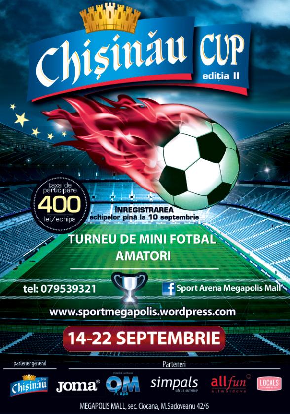 mini fotbal, turnir