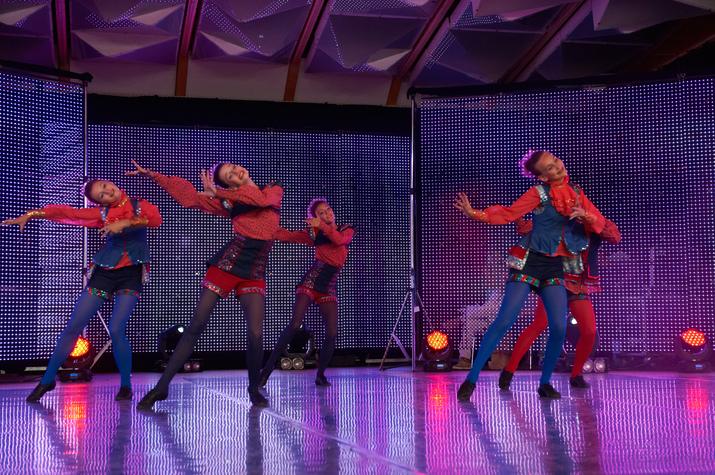 танцы, конкурс