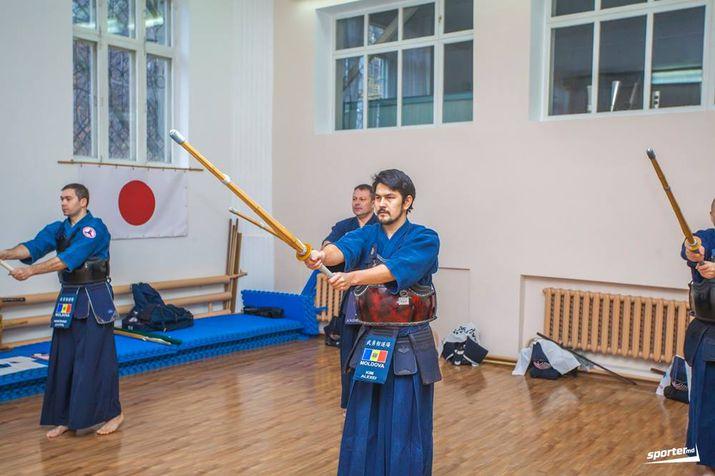 самурайский меч, пол бадден