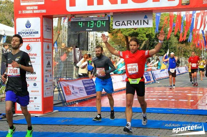 стамбульский марафон, кишиневский марафон