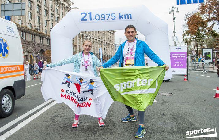 киевский марафон, sporter
