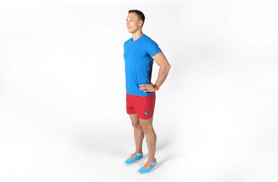упражнения, ноги