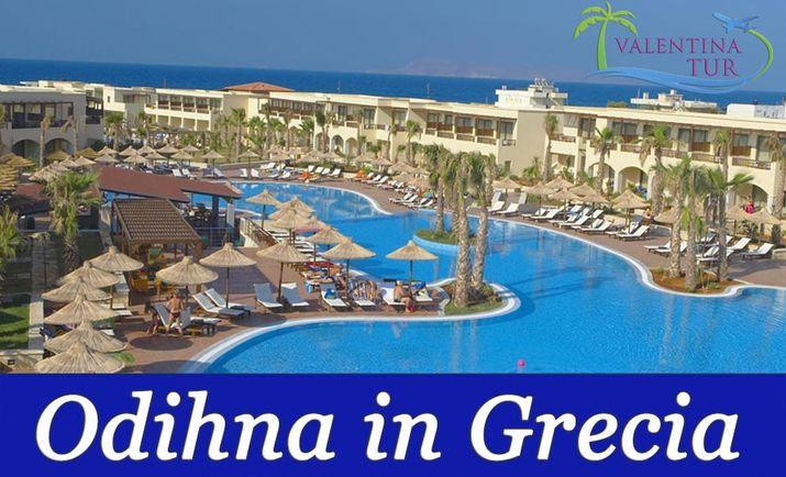 Odihna in Grecia