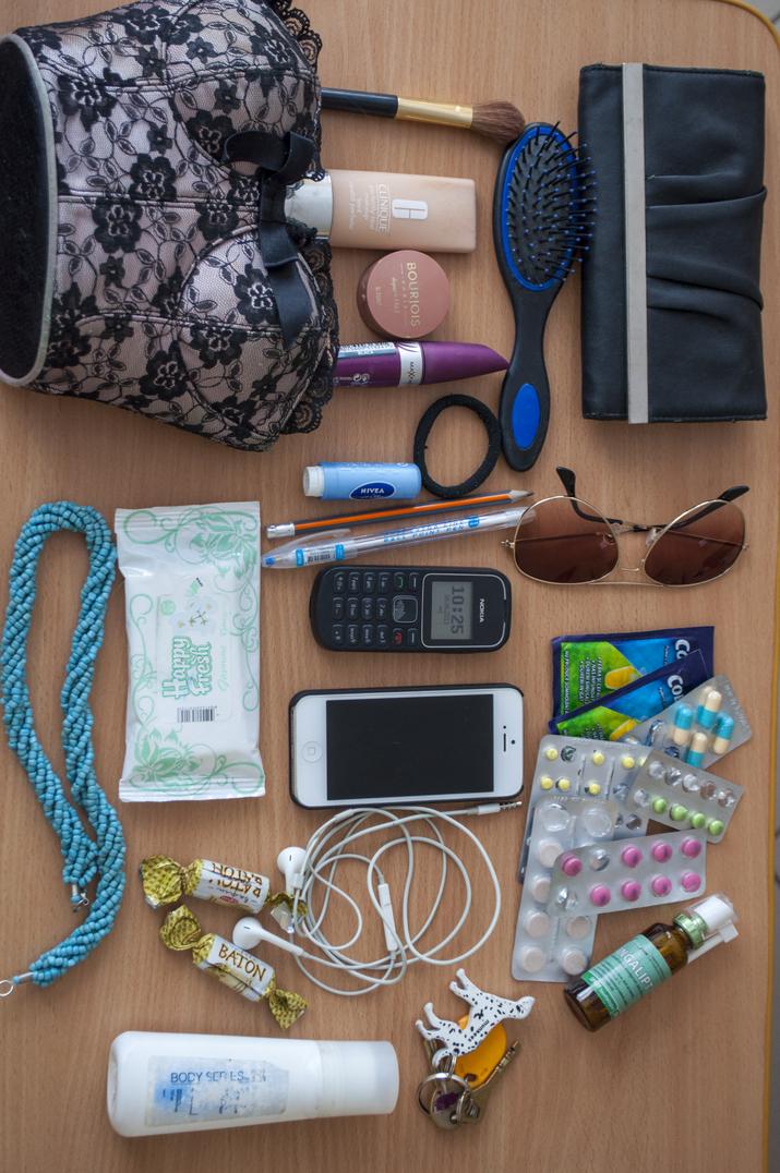 Что лежит в моей сумке