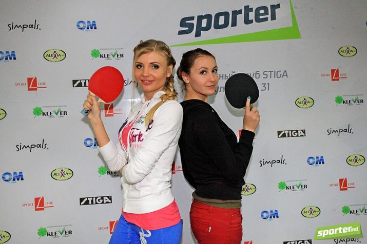sporter weekend, pingpong day