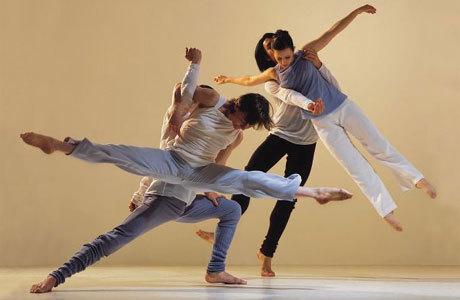 хореография, модерн