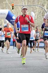 марафон, бег