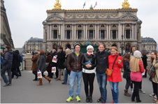 марафон, париж