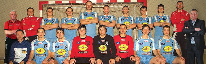 alexia, handball