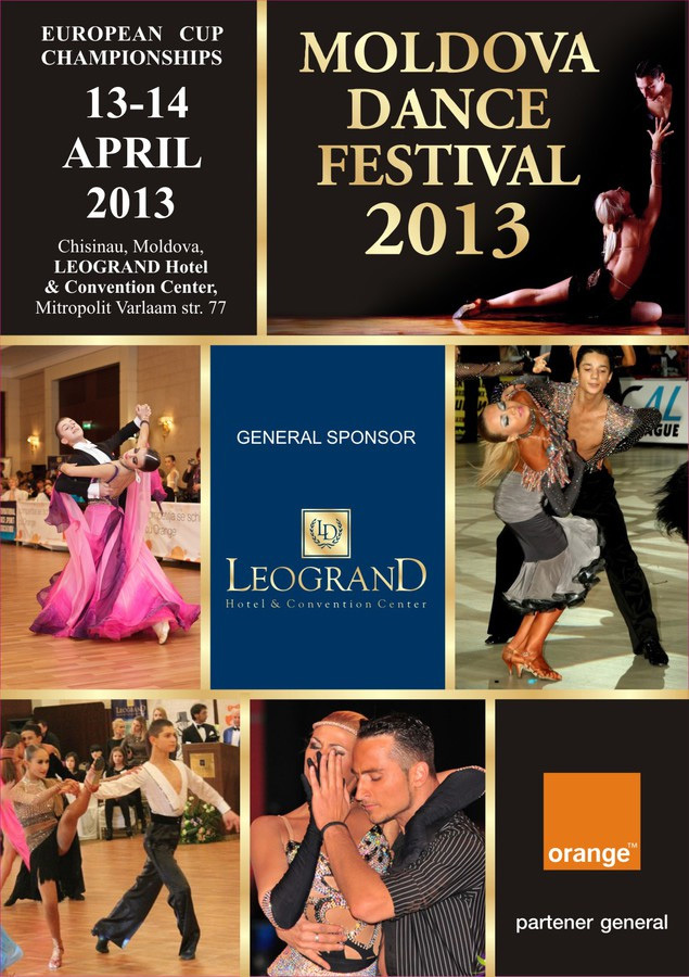 бальные танцы, фестиваль
