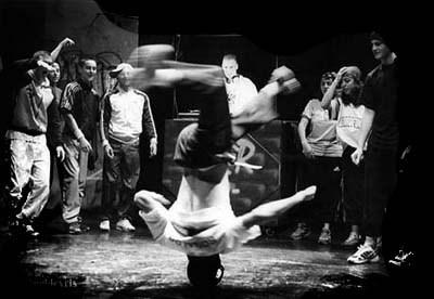 хореография, хипхоп