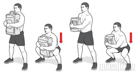 набор массы, тренировки