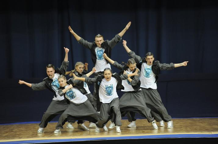 модерн, хореография