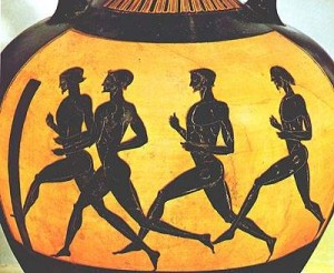 суточный бег, марафон