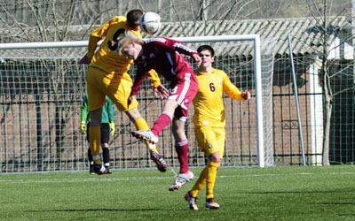 молдова, юношеская сборная