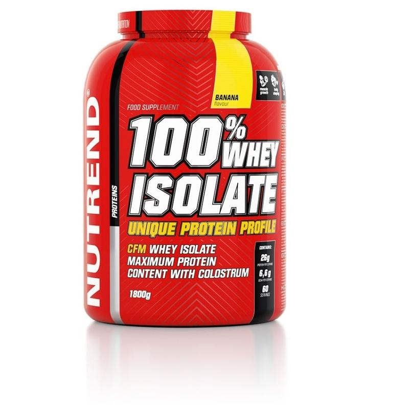 купить 100% WHEY ISOLATE, 900 g banana в Кишинёве